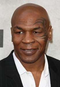 Mike Tyson will take to the stage in Dubai