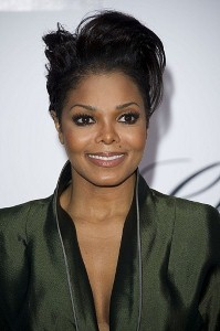 Janet Jackson spotted in Dubai
