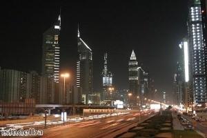 Rotating tower to alter Dubai's skyline