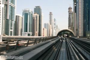 67 million people use Dubai Metro in 2013