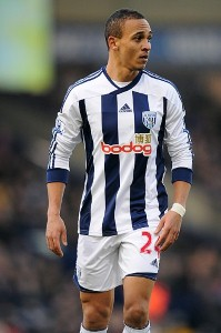 Could West Brom striker end up in Dubai?