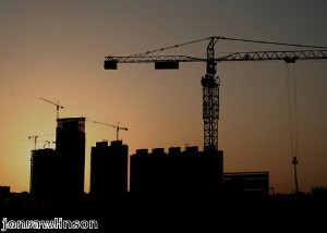 Construction and manufacturing drive Dubai's economy