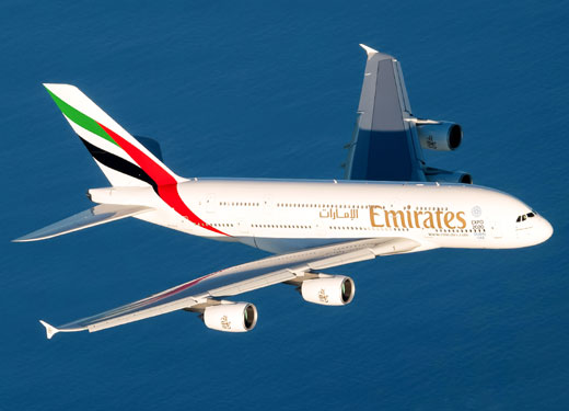 Emirates named world's best airline at Business Traveller Awards