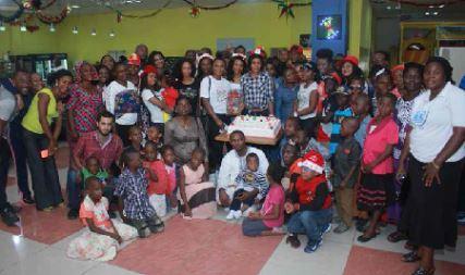 The First Group в Абудже
