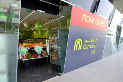 Dubai Sports City - Carrefour Opening