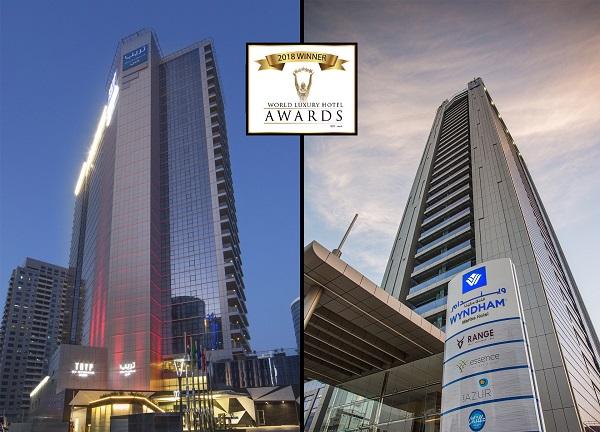 LES ETABLISSEMENTS WYNDHAM DE THE FIRST GROUP RAFLENT DEUX PRESTIGIEUX PRIX AUX WORLD LUXURY HOTEL AWARDS