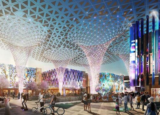 L'IMPACT À PLUSIEURS MILLIARDS DE DOLLARS DE L'EXPO 2020