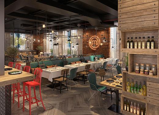 Inauguration du premier restaurant MasterChef au monde à Dubaï