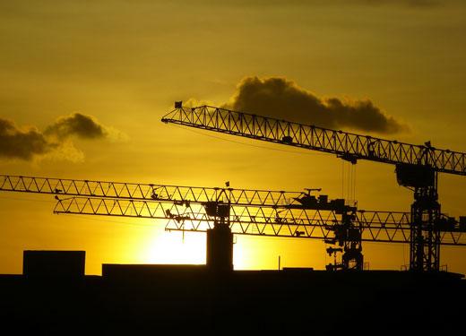 DUBAÏ PREND LE TITRE DE 'CONSTRUCTION MEGA CITY'À LONDRES
