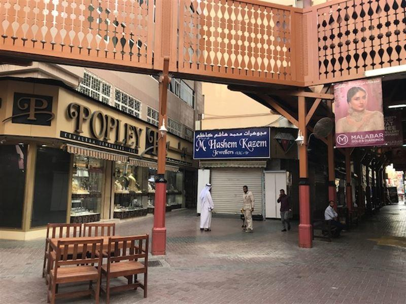 Дубай активно обновляет старые районы