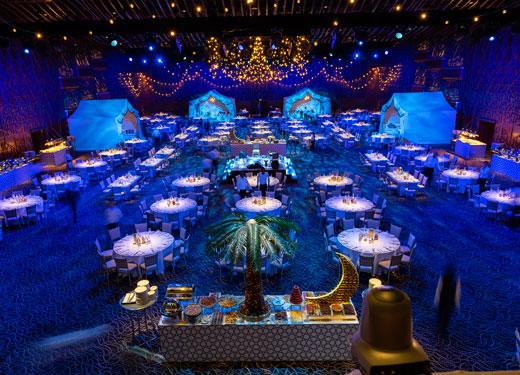 Дубай: Лучшие места для ифтара в Рамадан