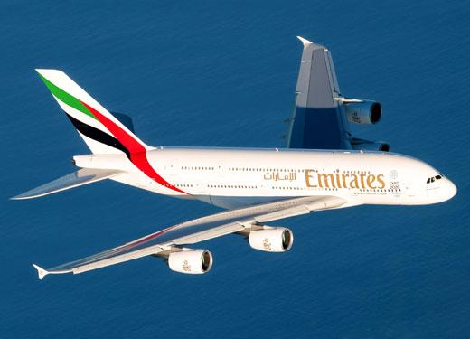 Emirates – лучшая авиакомпания в мире, по версии Business Traveller Awards