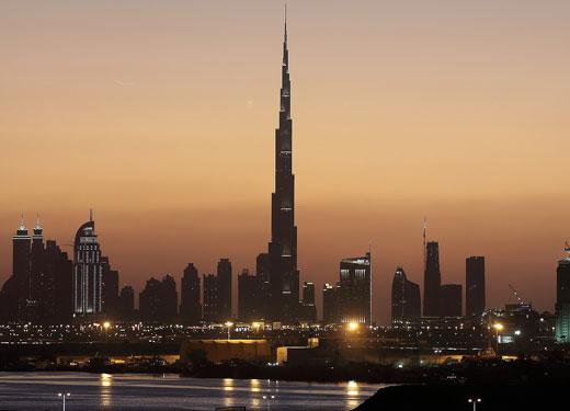 В апреле экономика Дубая продолжает расти