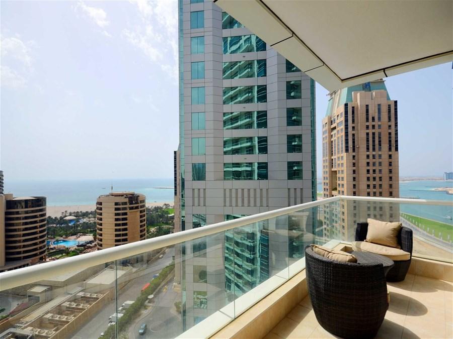 Недвижимость Дубая в октябре 2018 г.