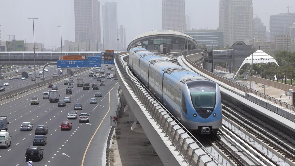 Как метро влияет на недвижимость Дубая
